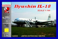 Ilyushin Il-18 Malev 1/144 Profi-Pack #BIG1440003