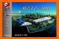 BigModel  1/144 Boeing 737-300 Tarom - Pre-Order Item BIG1440004