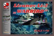Lisunov Li-2 Warbird (2 paint) #BIG1440016
