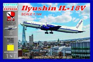 Ilyushin Il-18 BERLINE 1/144 Profi-Pack #BIG1440022