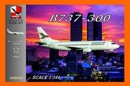 Boeing 737-300 Bulgaria Air #BIG1440026