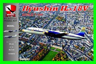Ilyushin Il-18V Berline #BIG1440033
