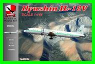 Ilyushin Il-18V DAALLO AIRLINES #BIG1440034
