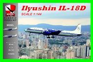 Ilyushin Il-18D POLONIA AIRWAYS #BIG1440040