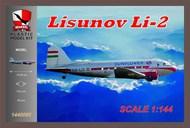 Lisunov Li-2 HA-LIX Sunflower #BIG1440065