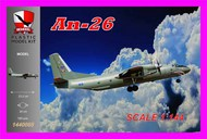 Antonov An-26 Ukraine Air Force #BIG1440068