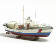 Billing Boats  1/40 US Coast Guard Lifeboat w/Vacu-Form Hull (Beginner) BBT100