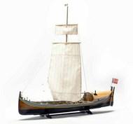 BILLING BOATS  1/20 Nordlandsbaaden Single-Masted 17th Century Northern Norway Fishing Boat (Advanced) BBT416
