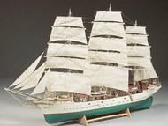 Billing Boats  1/100 Danmark 3-Masted Naval Training Sailing Ship Special Edition (Expert) BBT5005