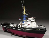 Billing Boats  1/50 Banckert 1977 Harbor Tugboat w/Vacu-Form Hull (Advanced) BBT516