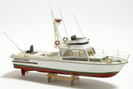 Billing Boats  1/15 White Star American Motor Boat w/Vacu-Form Hull (Intermediate) (can be motorized-not included) BBT570