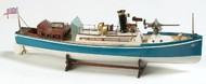 BILLING BOATS  1/35 HMS Renown 19th c. Steam Pinnace Ship w/Vacu-Form Parts (Beginner) BBT604