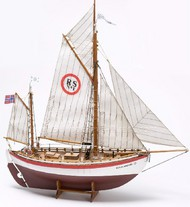 Billing Boats  1/40 Colin Archer Double-Masted Norwegian Rescue Vessel (Beginner) BBT606