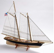 Billing Boats  1/72 America Racing Schooner Yacht (Intermediate) BBT609