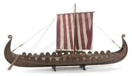 Billing Boats  1/50 Oseberg Single-Masted 19thc. Viking Ship (Advanced) BBT720