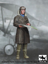 Black Dog  1/32 German Fighter Pilot 1914-1918 No. 1 BDF32001