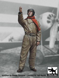 Black Dog  1/32 German Fighter Pilot 1914-1918 No. 3 BDF32004