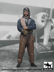 Black Dog  1/32 German Fighter Pilot 1914-1918 No. 4 BDF32005