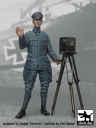 Black Dog  1/32 German Fighter Pilot 1914-1918 No. 6 BDF32008