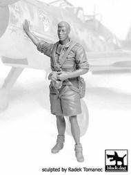 Luftwaffe pilot Africa N°3 #BDF32071