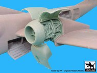Grumman OV-1D Mohawk engine x 1 #BDOA48063