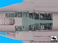 Lockheed-Martin F-16C wheel bays #BDOA48080