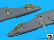 Sukhoi Su-25UTG Frogfoot-B Electronics #BDOA48093