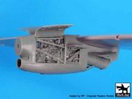 Alenia C-27J Spartan 2 x engine #BDOA72048