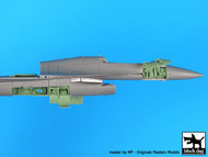F-16C Electronics for Tamiya #BDOA72065