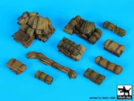 Black Dog  1/35 Tentage+bedrolls N°1 accessories set BDT35141