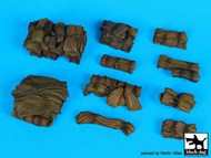 Blackdog  1/35 Tentage+bedrolls N°3 accessories set BDT35143