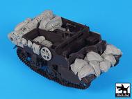 Blackdog  1/35 Universal (Bren) Gun Carrier Mk.II accessories set BDT35217