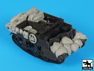 Universal (Bren) Gun Carrier Mk.II accessories set #BDT72212