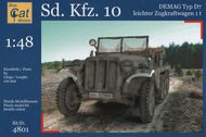 Blue Cat Models  1/48 Sd.Kfz.10 Demag (German half track) BCM48001