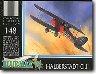 Blue Max  1/48 Collection - Halberstadt CL II WW I Ground Attack Aircraft PG0202
