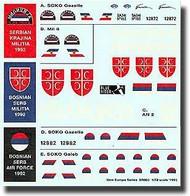 Blue Rider  1/72 Serbian Air Force 1991/92 BR803