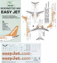Boeing 737-300 EASY JET G-IGOL #BOA14404
