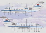 Canadair CL-604 Challenger Croatia #BOA14426