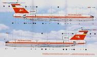 Boa Decals  1/144 Tupolev Tu-154M INTERFLUG - Pre-Order Item BOA14429