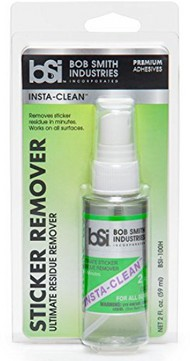 BOB SMITH INDUSTRIES   N/A Insta-Clean Sticker Residue Remover BSI100