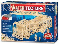 BOJEUX   N/A Ladder Fire Truck (1500pcs) BJX6615