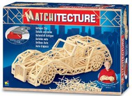 BOJEUX   Antique Car (1150pcs) BJX6616