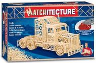 BOJEUX   N/A Big Rig Tractor Cab (2000pcs) BJX6622