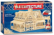 BOJEUX   2-Story Country House (2300pcs) BJX6623