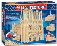 BOJEUX   Notre Dame Cathedral (Paris, France) (7500pcs) BJX6636