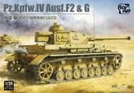 Panzer Pz.Kpfw.IV Ausf.F2 & G (2in1) #BRM35004