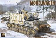 Border Models  1/35 Fgst PzKpkw IV (Sf) Mobelwagen w/3.7cm Flak Gun (New Tool) - Pre-Order Item BRM35007