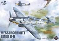 Border Models  1/35 Messerschmitt Bf.109G-6 Fighter w/Weapon Interior, WGr21 Missile Launcher & Full Engine (Ltd Edition) BRMBF1