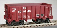 BOWSER TRAINS  HO R-T-R G39a 70-Ton Ore Jenny w/Friction Trucks Conrail #502461 - Pre-Order Item BOW41999