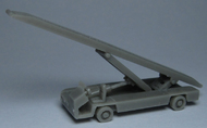 Bra.Z Models  1/144 Mobile Belt Loader TUG 660 BZG011